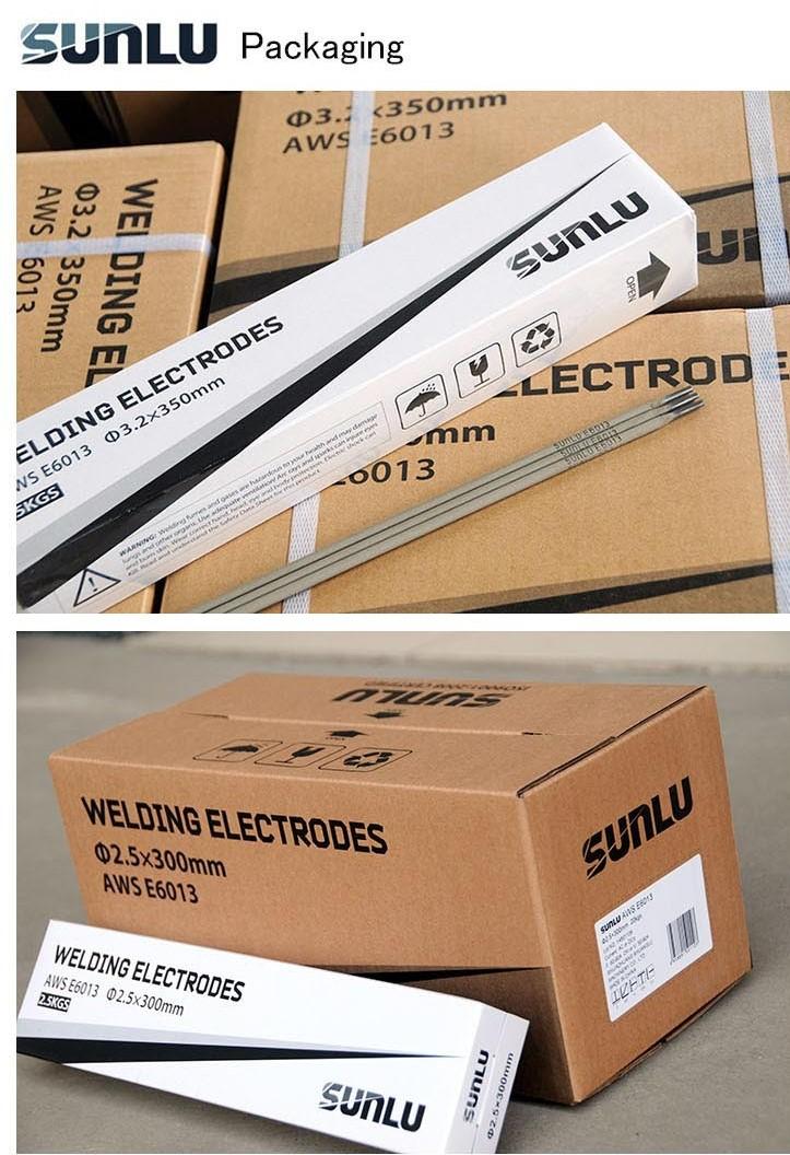 SUNLU E6013 Welding Electrodes